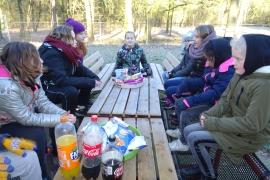 Weekendkamp De Snelle Duivels.